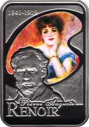 10 Diners  (Pierre-Auguste Renoir) -  revers