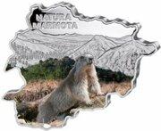 NATURA - ALPINE MARMOT – revers