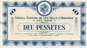 10 Pessetes – avers