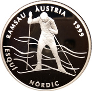 10 diners Ski nordique -  revers