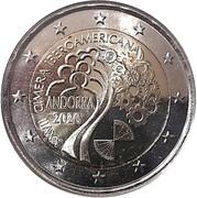 2 euros Sommet ibéro-américain – avers