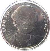 1 cèntim Léon XIII – revers