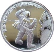 10 Diners - Joan Martí i Alanis (Astronaute) – revers
