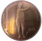 20 diners Jeux olympiques d'été de 1988 – revers