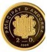 2 Diners (Napoleó Bonaparte) – avers