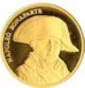 2 Diners (Napoleó Bonaparte) – revers