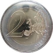 2 euros Nouvelle Réforme -  revers