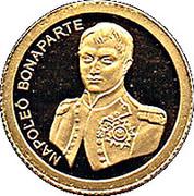 1 diner Napoléon Bonaparte – revers
