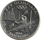 20 Diners (Jeux olympiques Barcelone 1992) – revers