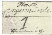 1 Pfennig (Angermunde) – avers