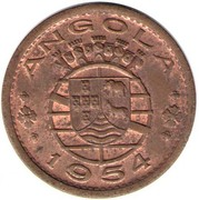 50 Centavos (Colonie portugaise) – avers