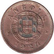 5 Centavos (Colonie Portugaise) -  revers