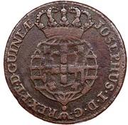 ½ Macuta - José I (Colonie Portugaise) – avers