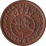 20 Centavos (Anniversaire de la Révolution) (Colonie Portugaise) -  avers