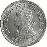 5 Centavos / 1 Macuta  (Colonie Portugaise) -  avers