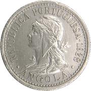 10 Centavos / 2 Macutas  (Colonie Portugaise) -  avers