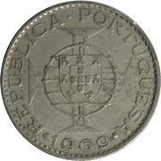 10 Escudos (Colonie portugaise) – revers