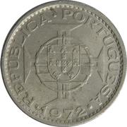 5 Escudos (Colonie portugaise) -  revers