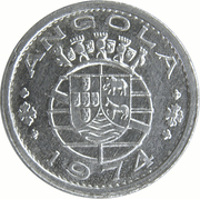 10 Centavos (Colonie portugaise) – avers