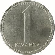 1 Kwanza -  revers