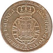 2 Macutas - João VI (Colonie Portugaise) – avers