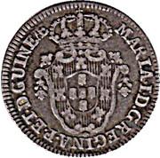 2 Macutas - Maria I (Colonie Portugaise) – avers