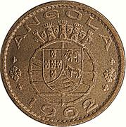 20 Centavos (Colonie portugaise) – avers