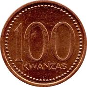 100 kwanzas – revers
