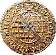 5 Reis - José I (Colonie portugaise) – revers