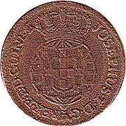 ¼ Macuta - José I (Colonie Portugaise) – avers