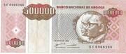 500 000 Kwanzas reajustados -  avers