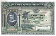 500 Angolares – avers