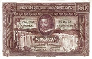50 Angolares – avers