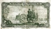 50 Angolares – revers