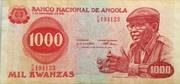 1000 Kwanzas – avers