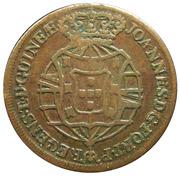 ¼ Macuta - João VI (Colonie Portugaise) – avers