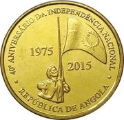 100 Kwanzas (Indépendance) -  avers