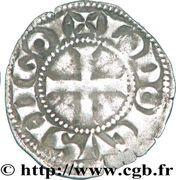 Denier - Hugues X (1208-1249) – revers