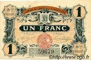 1 franc - Chambre de commerce d'Angoulème [16] <5ème série> – avers