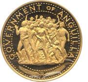 100 dollars - Elizabeth II (Démonstration de la population) – avers