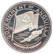 2 dollars - Elizabeth II (drapeau national) – avers