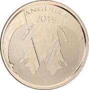 2 dollars - Elizabeth II (Homard) – revers