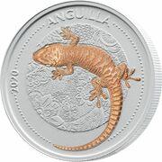 1 Dollar - Elizabeth II (CeCo gecko) – revers