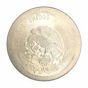 1 Dollar (Gouvernement provisoire ; contremarquée) -  revers