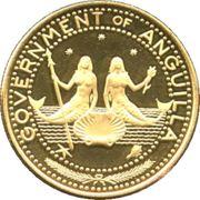 20 Dollars - Elizabeth II (Sirènes) – avers