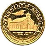 5 dollars - Elizabeth II (Église méthodiste) – avers