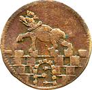1 Pfennig - Viktor II Friedrich – avers