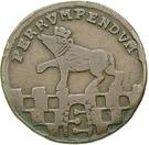 3 Pfennig - Viktor II Friedrich – avers