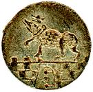 1/48 thaler Viktor II Friedrich – avers