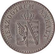1 Silbergroschen - Alexander Carl -  avers